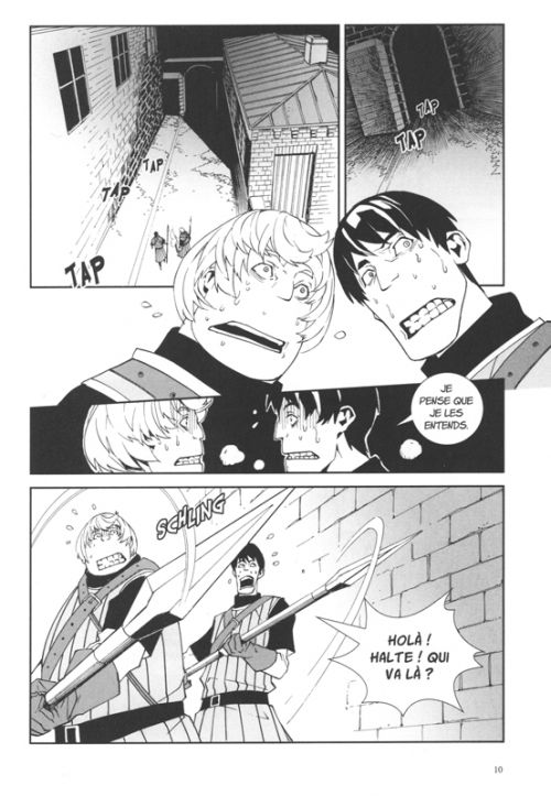 Hamlet :   (0), manga chez Nobi Nobi! de Shakespeare, Choy