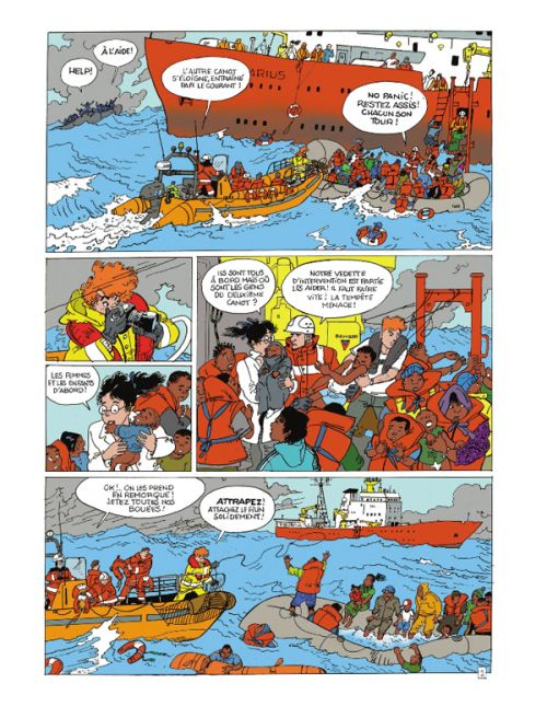 Jeannette Pointu T21 : Fake new fictions (0), bd chez Mosquito de Wasterlain