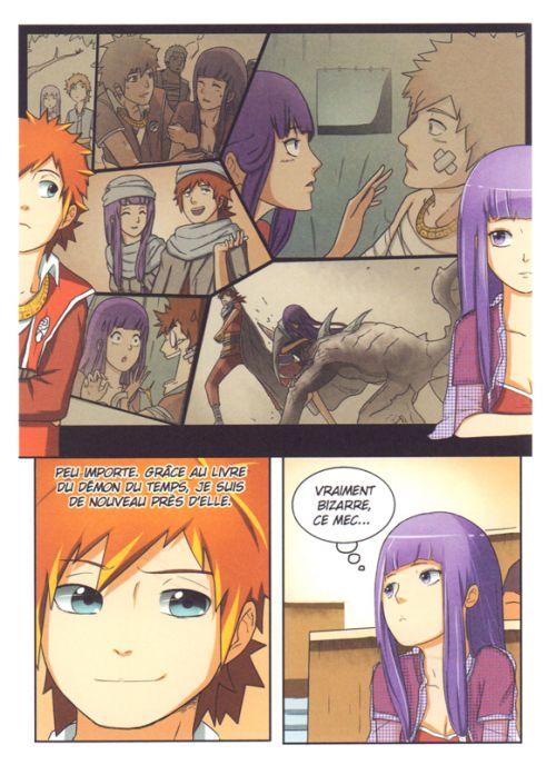 Todag - Tales of demon and gods T1, manga chez Nazca de Mad snail, Ruotai