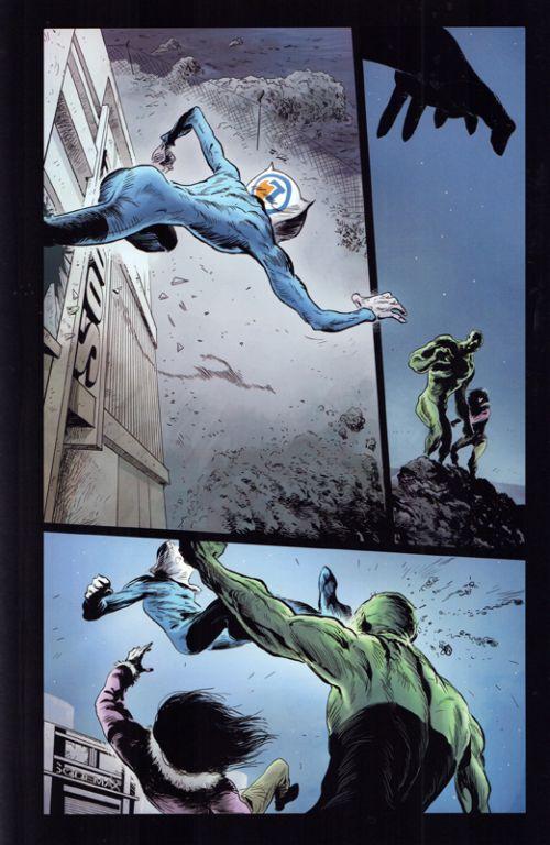 Fox-Boy (V2) : Troisième souffle (0), comics chez Komics Initiative de Lefeuvre