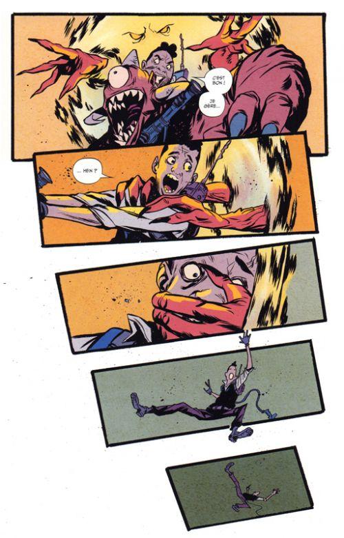 Bitter Root : Affaire familiale (0), comics chez Hi Comics de Brown, Walker, Greene, Renzi