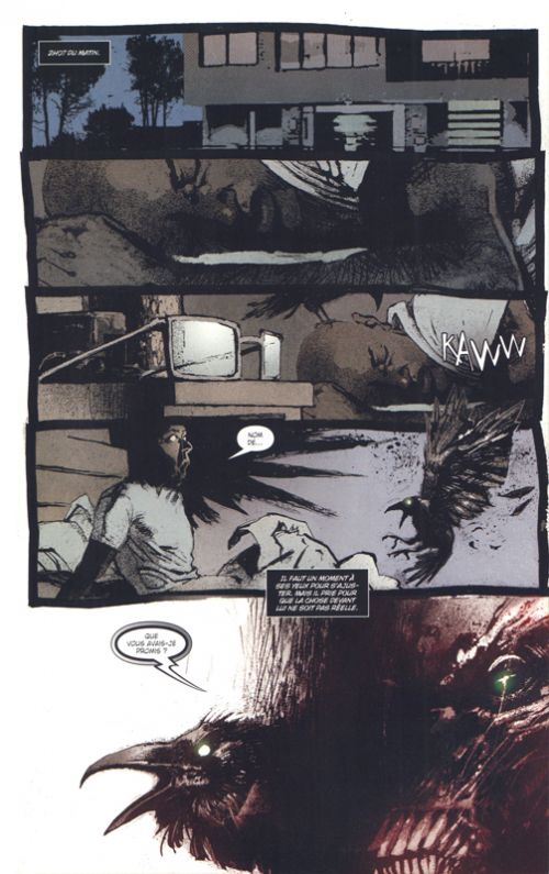 Spawn Renaissance T6, comics chez Delcourt de McFarlane, Kudranski, Alexander, Haberlin, Loughridge, Villarrubia, Mattina