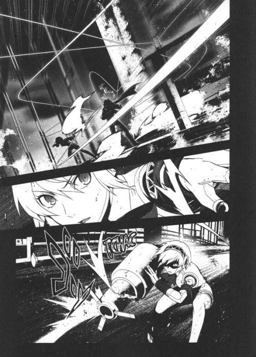 Persona 3 T7, manga chez Mana Books de Sogabe, Atlus