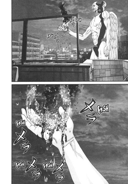 Gigant T3, manga chez Ki-oon de Oku