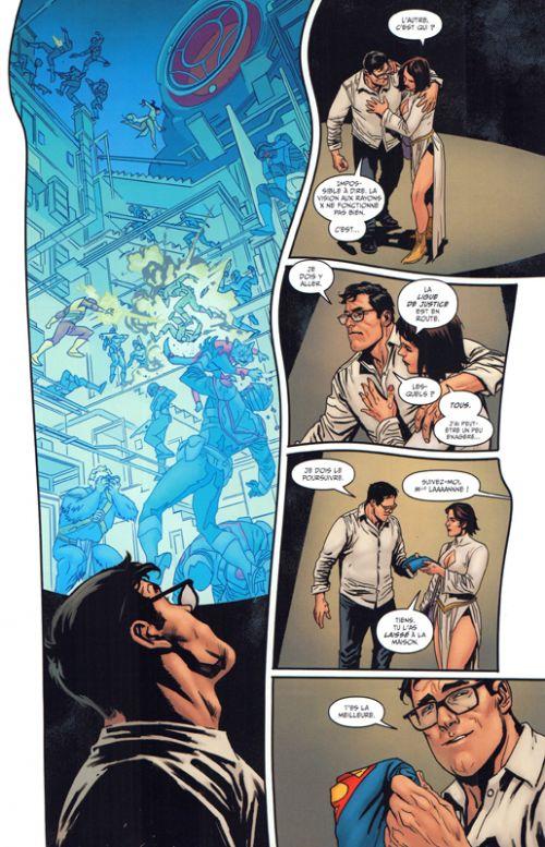 Leviathan T1 : Ascension (0), comics chez Urban Comics de Bendis, Rucka, Epting, Paquette, Perkins, Mounts, Fairbairn, Anderson, Maleev