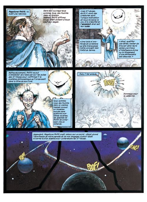 Moonshadow, comics chez Akileos de Dematteis, Williams, Van Valkenburg, Pratt, Muth, Pepple