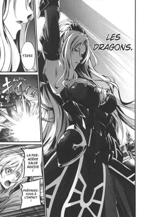 Record of Grancrest war T3, manga chez Pika de Mizuno , Mikuni