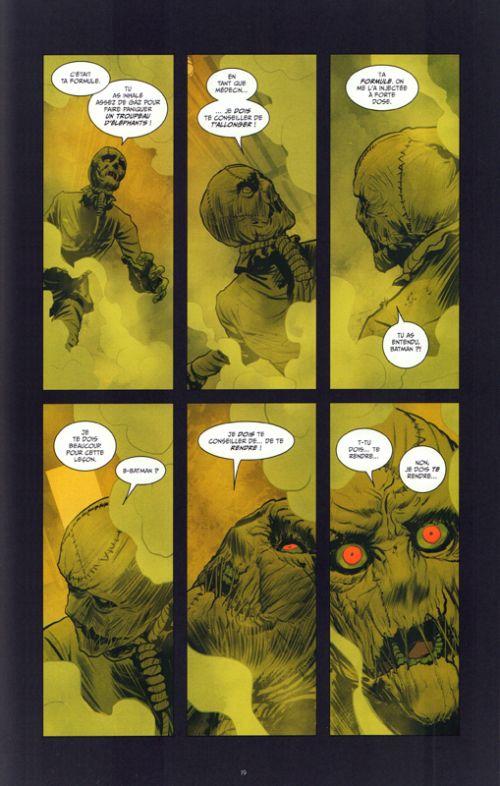 Batman Rebirth T11 : La chute et les déchus (0), comics chez Urban Comics de Bellaire, Eaton, King, Ram V, Taylor, Fornès, Janin, Thompson, Casagrande, Walker, Wilson, Mulvihill