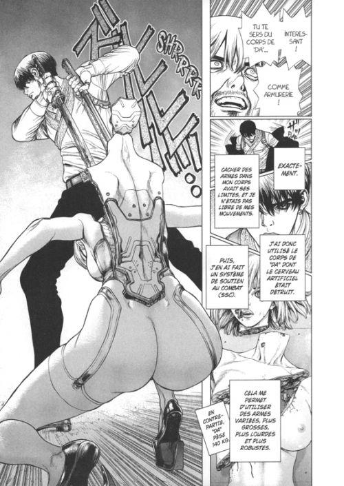 Origin T8, manga chez Pika de Boichi