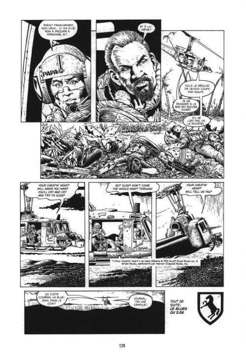 Vietnam Journal T1, comics chez Delirium de Lomax