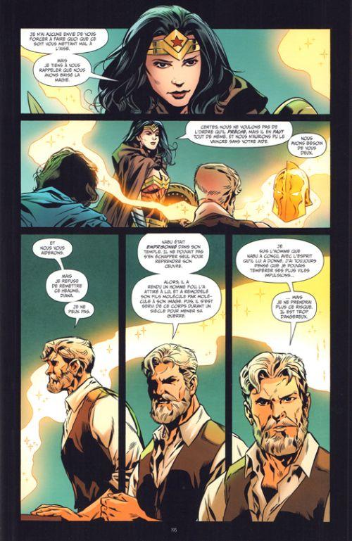 Justice Ligue Dark Rebirth T2 : Les seigneurs de l'ordre (0), comics chez Urban Comics de Tynion IV, Buckingham, Sampere, Mendonca, Martinez, Anderson, Lucas, Scott, Fajardo Jr