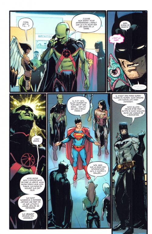 New Justice T4 : La sixième dimension (0), comics chez Urban Comics de Snyder, Tynion IV, Jimenez, Fernandez, Manapul, Hi-fi colour, Sanchez