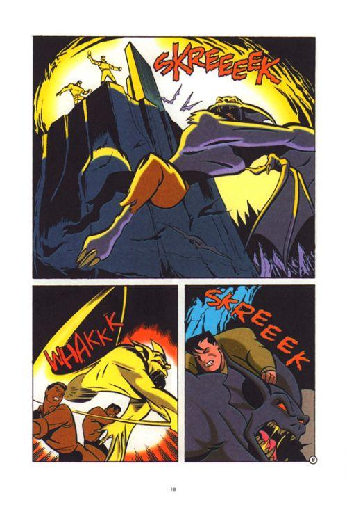 Batman & Robin aventures  T2 : Volume 2  (0), comics chez Urban Comics de Dini, Templeton, Staton, Madan, Parobeck, Kruse, Tewes, Medley, Loughridge