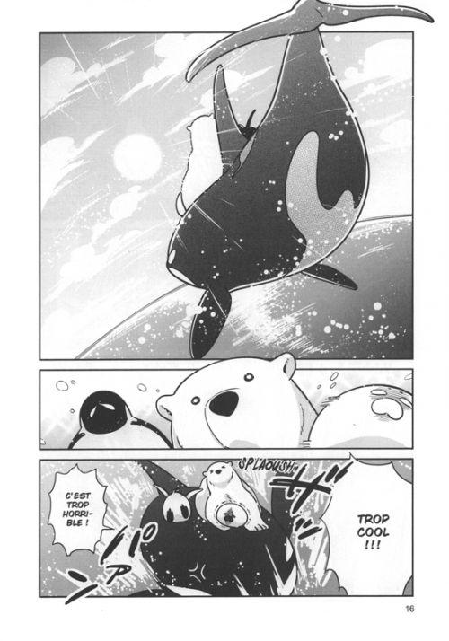 Polar bear in love T4, manga chez Soleil de Koromo