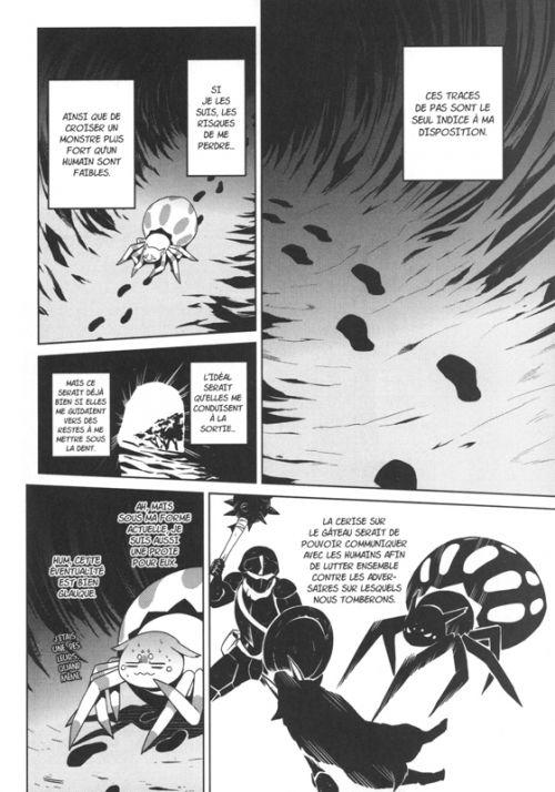So I'm a spider, so what ? T1, manga chez Pika de Kakashi, Baba, Kiryu
