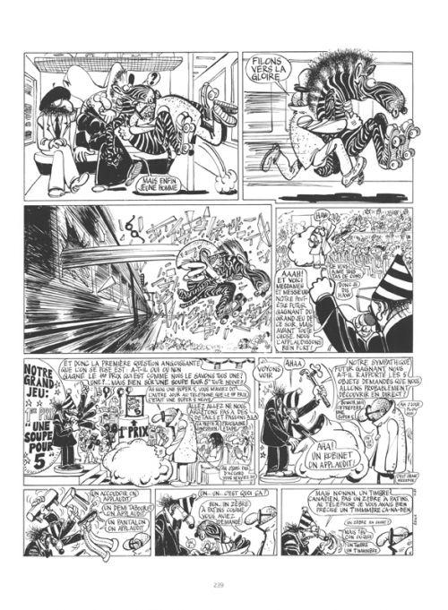 Edika T1 : Anthologie (1979-1984) (0), bd chez Fluide Glacial de Edika