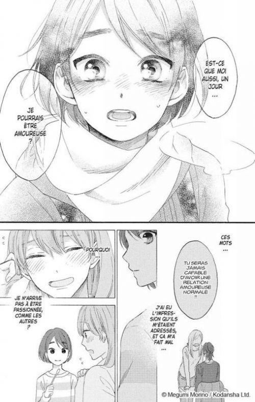 A tes côtés T1, manga chez Akata de Morino
