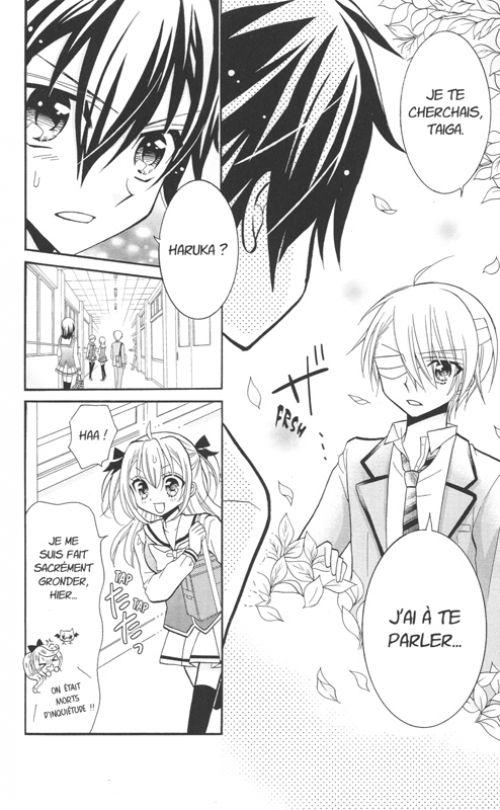 Luna kiss T4, manga chez Nobi Nobi! de Nakahara
