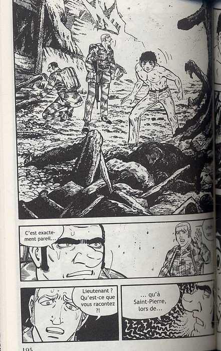 Survivant T5, manga chez Milan de Saïto