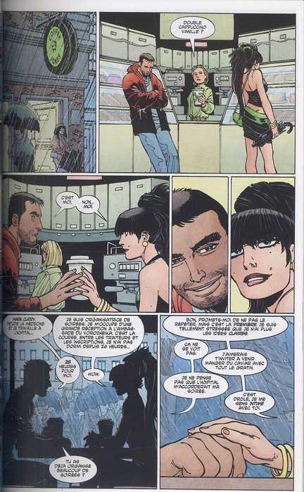 Les Eternels T1 : Dessein intelligent (0), comics chez Panini Comics de Gaiman, Romita Jr, Hollingsworth, White