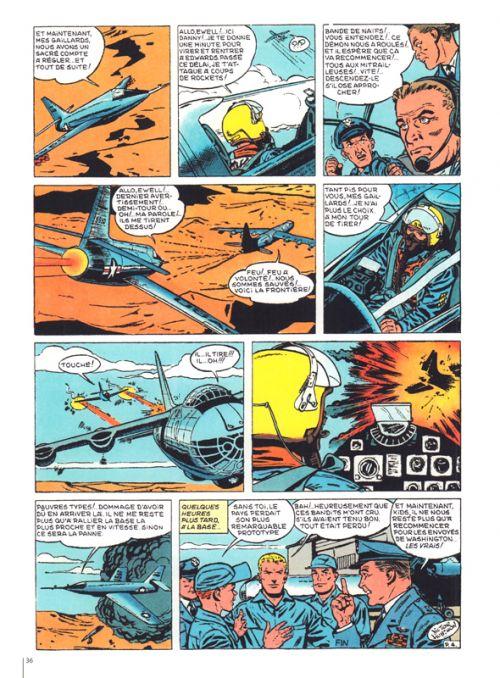 Buck Danny T1 : Histoires courtes 1946-1969 (0), bd chez Dupuis de Charlier, Hubinon