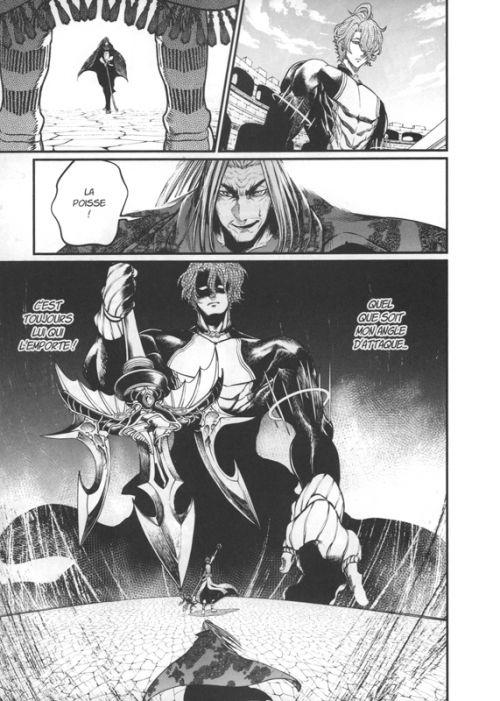 Valkyrie apocalypse T4, manga chez Ki-oon de Umemura, Ajichika