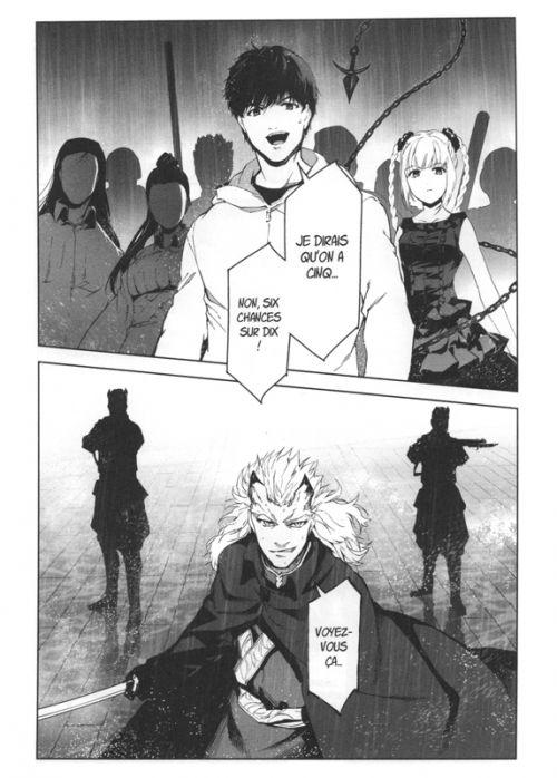 Darwin's game T19, manga chez Ki-oon de FLIPFLOPs