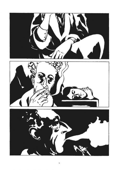 Cocteau, l'enfant terrible, bd chez Casterman de Rivière, Mattiussi