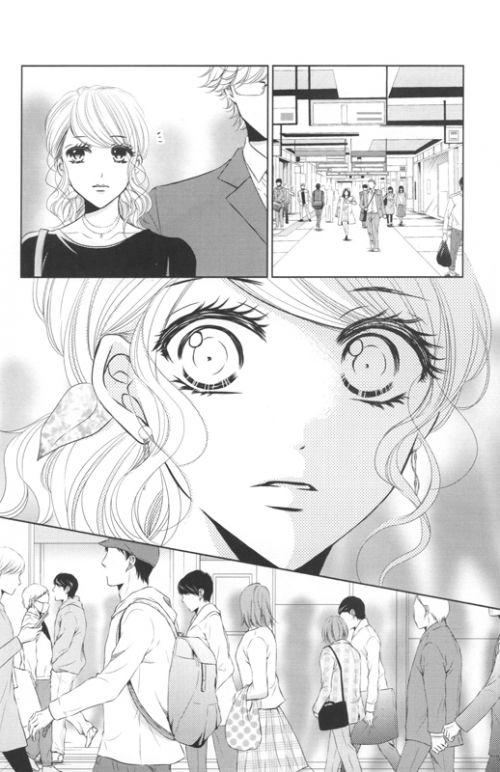 Pièges charnels T2, manga chez Pika de Ririo, Tsukishima