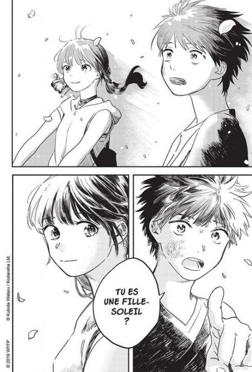 Les enfants du temps T1, manga chez Pika de Shinkai, Kubota