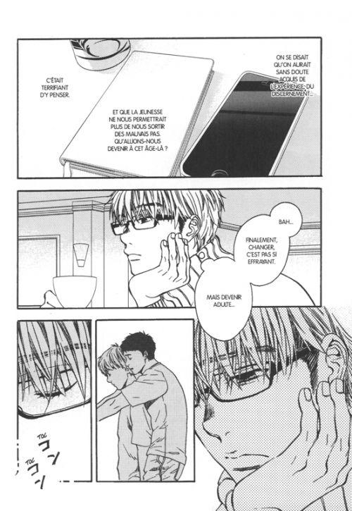 N'oublie pas notre promesse, manga chez Taïfu comics de London