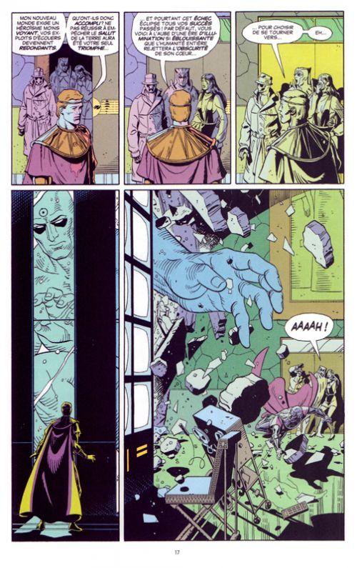 Watchmen T12, comics chez Urban Comics de Moore, Gibbons, Higgins