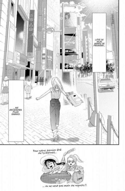 Irrésistible T7, manga chez Kana de Mase