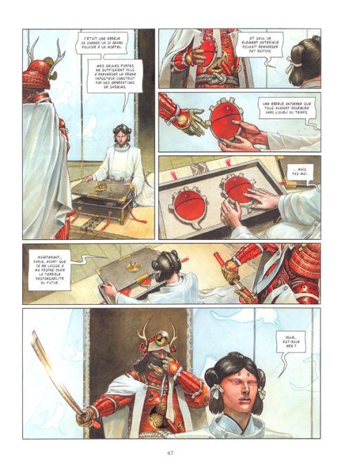 Le Masque de Fudo T4 : Chair (0), bd chez Les Humanoïdes Associés de Tenuta