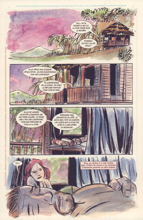 Mind MGMT T2 : Espionnage mental (0), comics chez Monsieur Toussaint Louverture de Kindt