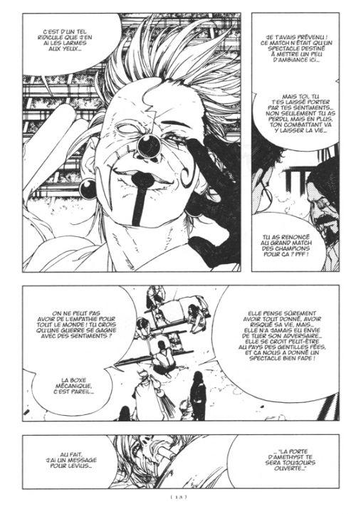 Levius – cycle 2 - Levius Est, T6, manga chez Kana de Nakata