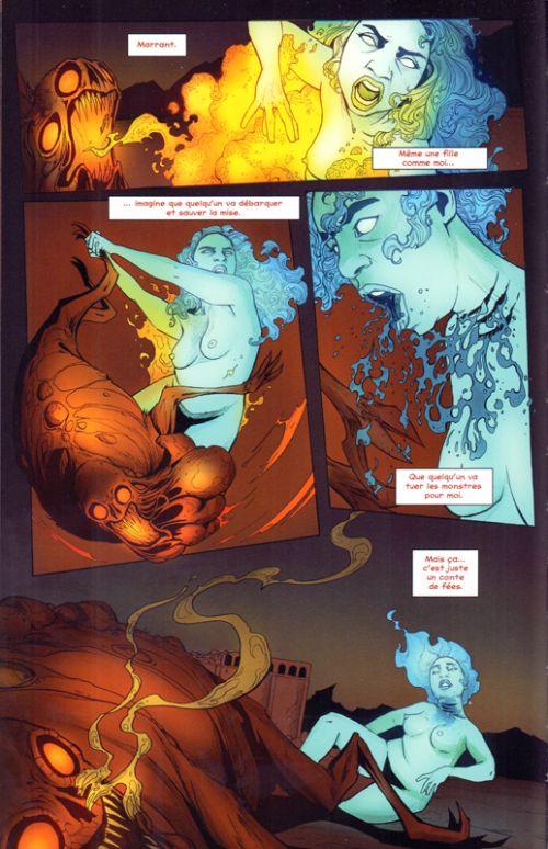 Coyotes T2, comics chez Hi Comics de Lewis, Yarsky
