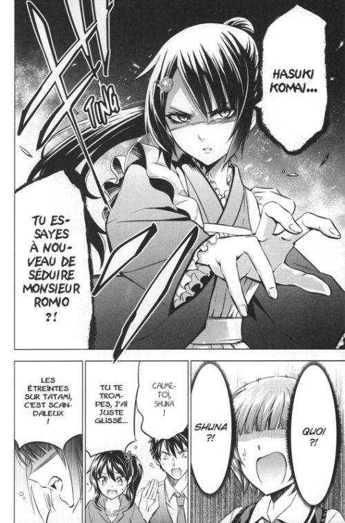 Romio vs Juliet T8, manga chez Pika de Kaneda