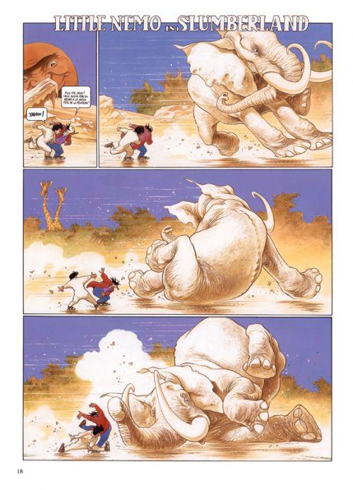 Little Nemo (Pé) : d'après Windsor McCay (0), bd chez Dupuis de Pé