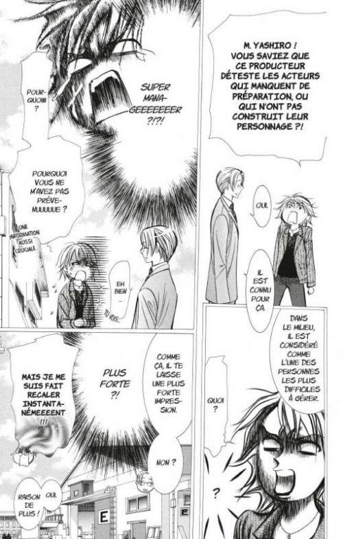 Skip beat ! T41, manga chez Casterman de Nakamura