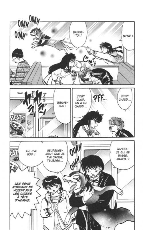 Rinne T28, manga chez Kazé manga de Takahashi