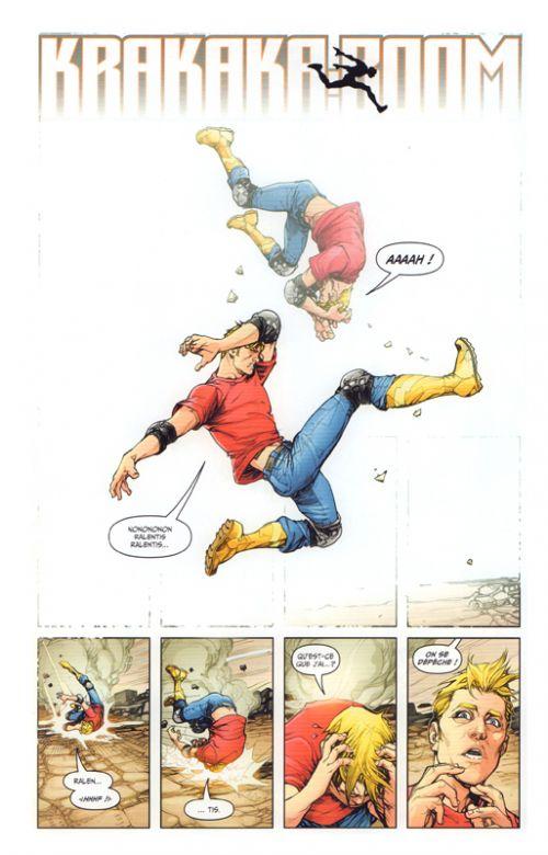 Flash Rebirth T9 : Année un (0), comics chez Urban Comics de Porter, Williamson, Sandoval, Kolins, Duce, Guerrero, Prianto, Morey, Hi-fi colour