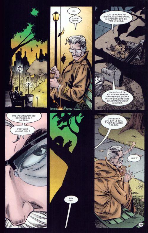 Joker : Fini de rire  (0), comics chez Urban Comics de Dematteis, Dixon, Mitchell, Hanna, Digital Chameleon, Heroic Age, Nolan