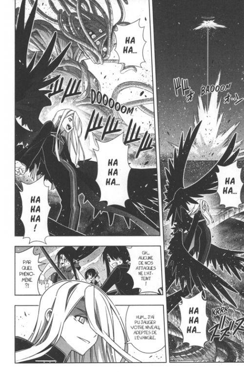 UQ Holder! T22, manga chez Pika de Akamatsu