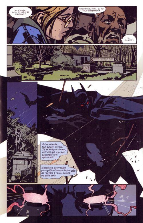 Batman créature de la nuit , comics chez Urban Comics de Busiek, Leon