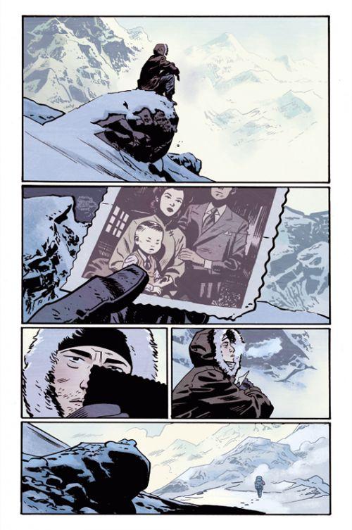 Fire Power T1, comics chez Delcourt de Kirkman, Samnee