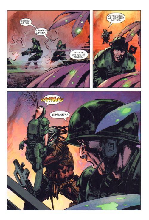 Prometheus : Life and Death T1 : Predator (0), comics chez Vestron de Abnett, Thies, Beredo, Palumbo