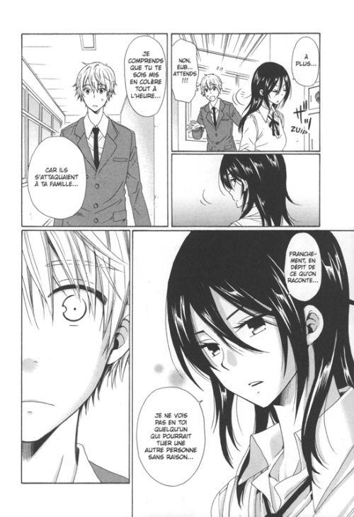 Anonyme T2, manga chez Soleil de Kimizuka, Hioka