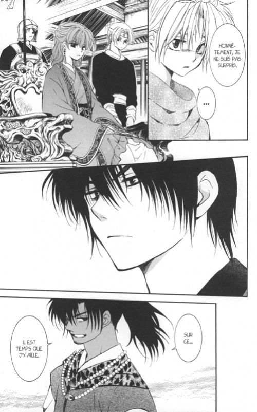 Yona, princesse de l'aube  T31, manga chez Pika de Mizuho