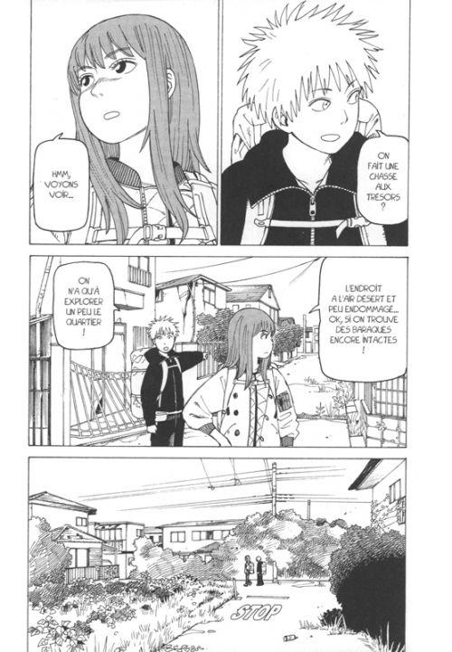 journey beyond heaven T1, manga chez Pika de Ishiguro